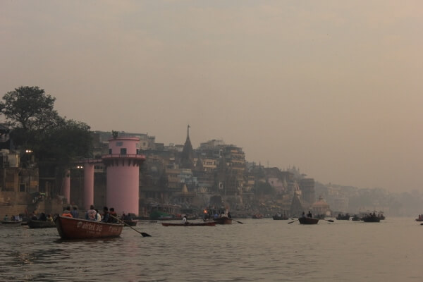 Sunrise Boat Tours Varanasi India