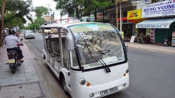 I - Resort Nha Trang Vietnam Shuttle Bus