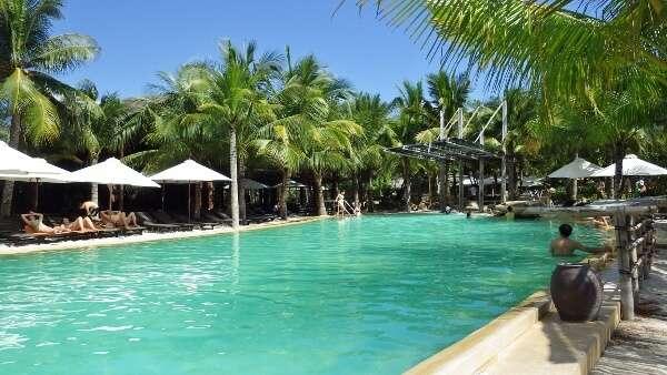 Nha Trang Vietnam Hot Mineral Pool