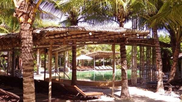 Nha Trang Vietnam Spa Pool