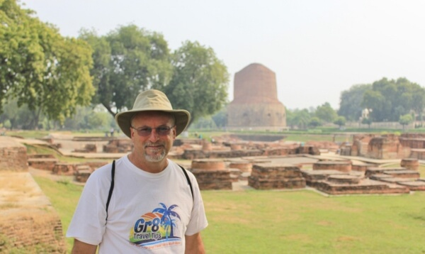 Sarnath India Historic Site