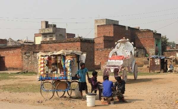 Street Vendor Varanasi