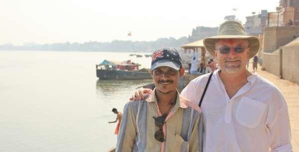 Varanasi India Local