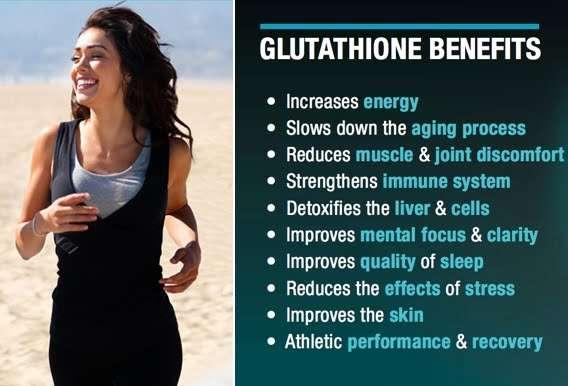 Glutathione Benefits