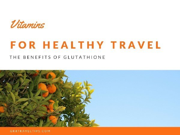Vitamins for Healthy Travel