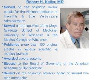 Dr H Keller