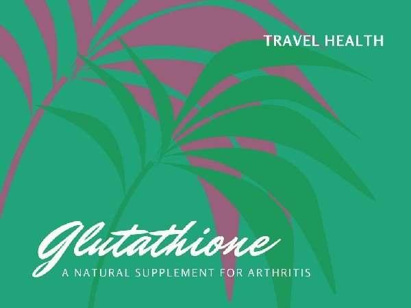 glutathione cut pain