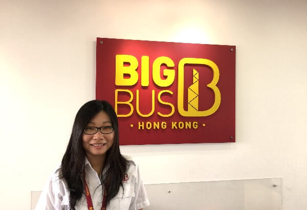 Big Bus Tours Staff