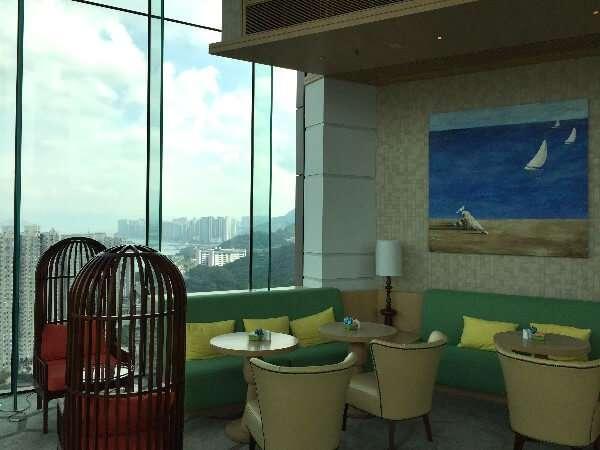 Courtyard Marriott Hong Kong Sha Tin Level Thirty