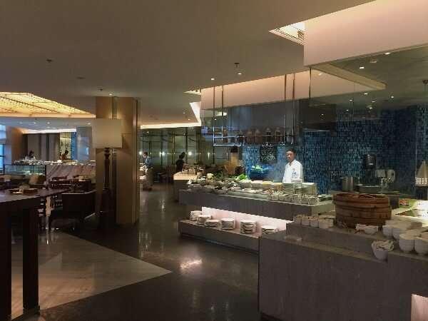 Courtyard Marriott Hong Kong Sha Tin MoMo Cafe
