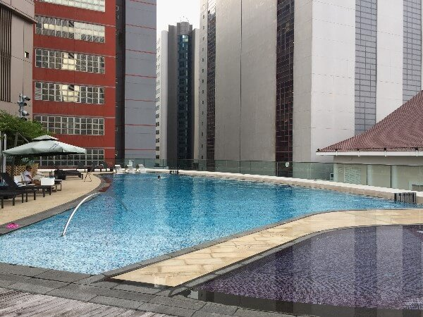 Courtyard Marriott Hong Kong Sha Tin Pool