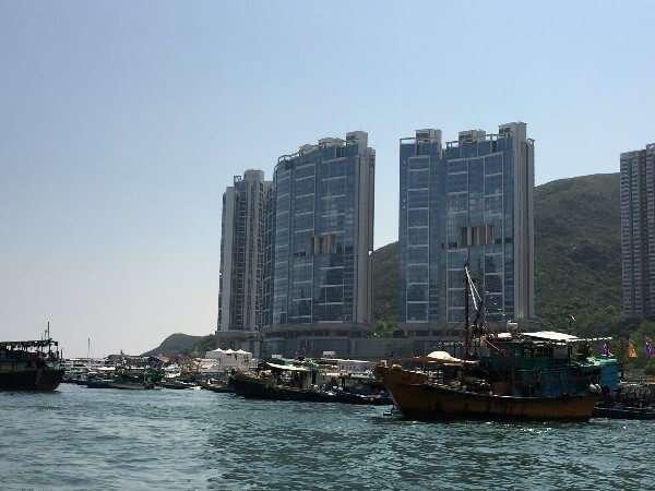 Hong Kong Marina