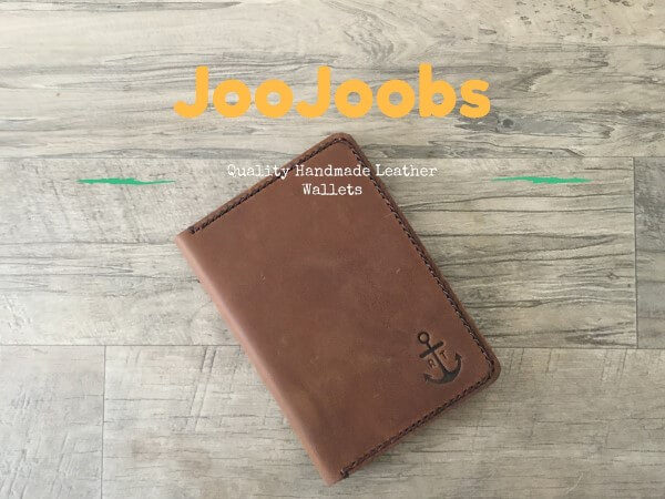 JooJoobs Handmade Leather Wallets