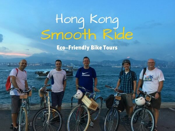 Enjoy The Best Hong Kong Bike Tours