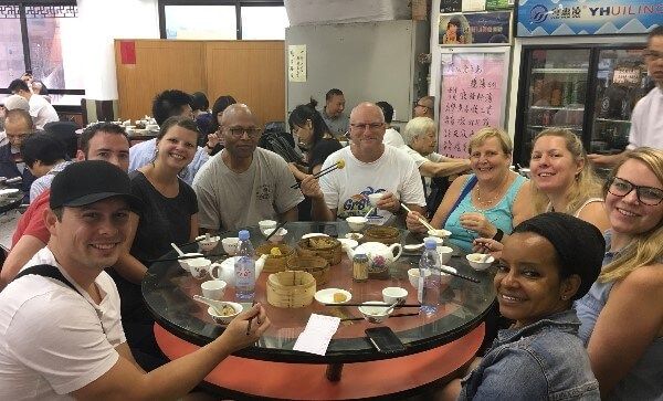Hello Hong Kong Food Tour Group