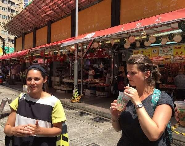 Hello Hong Kong Walking Food Tours