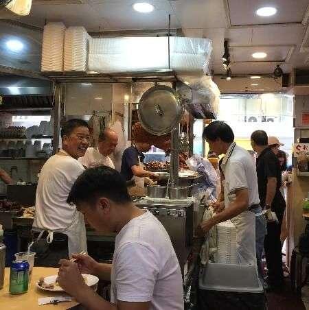 Hong Kong Local Restaurant