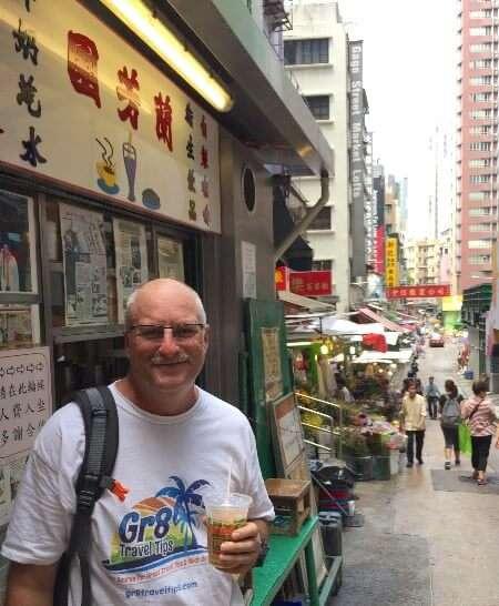 Hong Kong Walking Food Tour