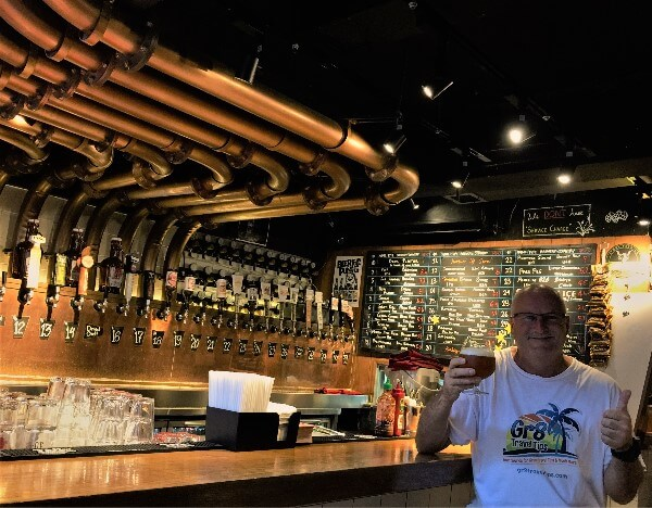 The Roundhouse Taproom Bar Hong Kong