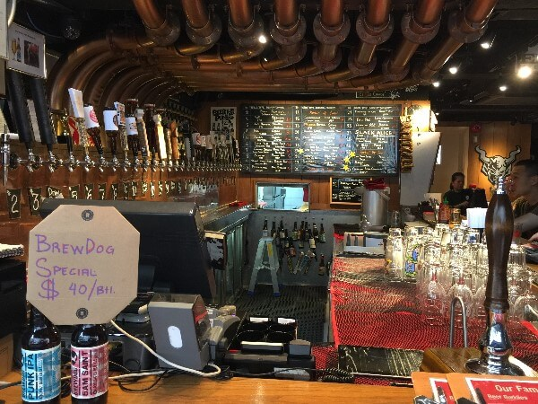 The Roundhouse Taproom Hong Kong