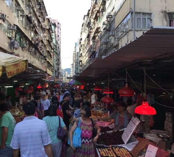 Hong Kong Open Market