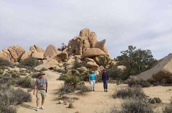 Joshua Tree National Park Hiking Trails