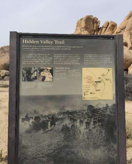 Joshua Tree National Park Historic Trails