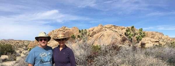 Joshua Tree National Park Trails