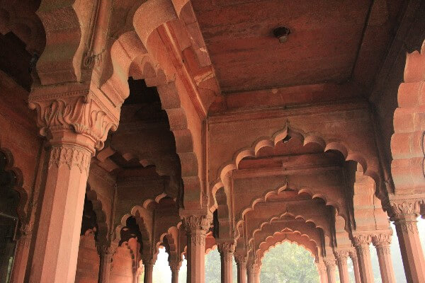 Red Fort Architecture