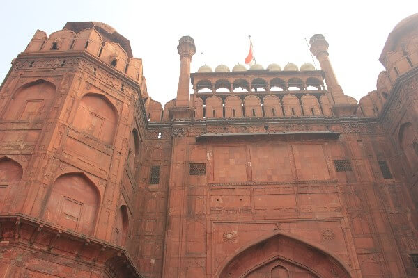 Red Fort New Delhi India