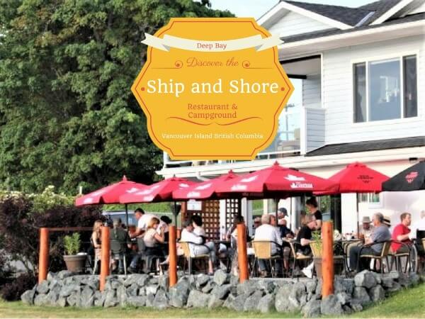 Discover the Ship and Shore Restaurant & Campground