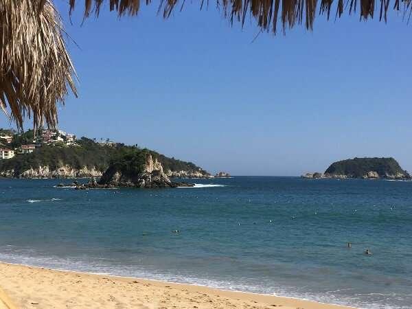 Bahia de Tangolunda Beach