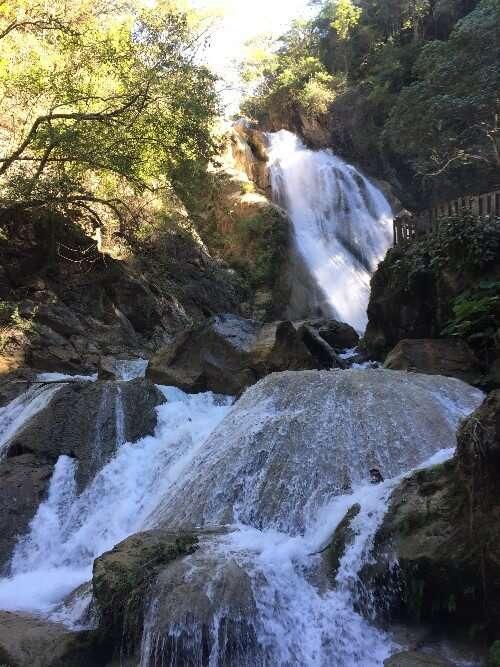 Cascadas Las Brisas Waterfalls