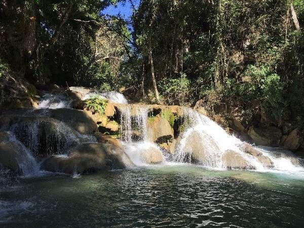 Cascadas Magicas De Copaliticca Huatulco