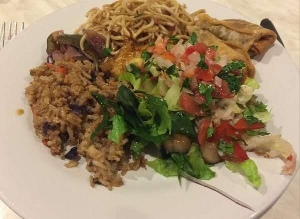 Park Royal Huatulco Buffet Dining