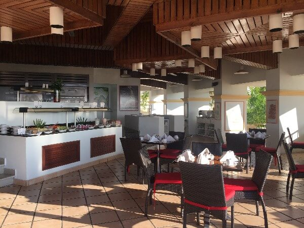Park Royal Huatulco Dining Room