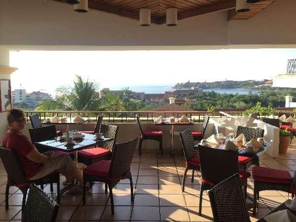 Park Royal Huatulco El Mirador Restaurant