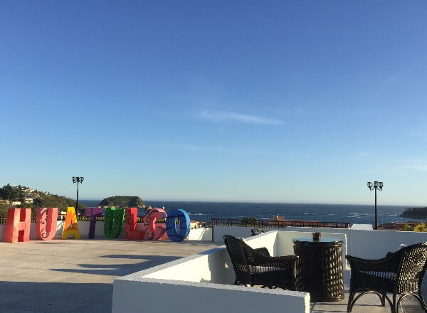 Park Royal Huatulco Rooftop Lounge
