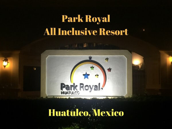 Stay at The Beautiful Park Royal Huatulco Mexico