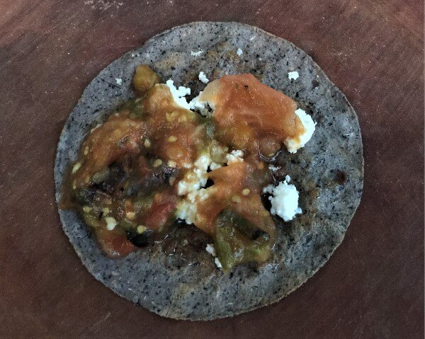 Roasted Tomato and Chile Salsa