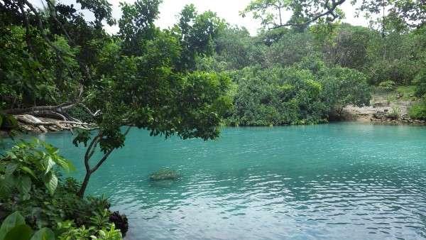 Blue Lagoon Vila Vanuatu