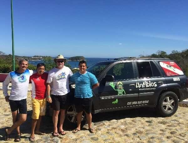 Dive Center Anfibios Huatulco Group