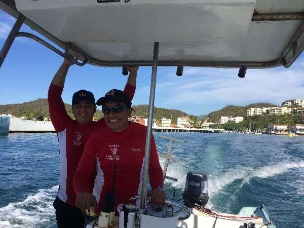 Dive Center Anfibios Huatulco Staff