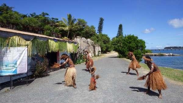 Isle of Pines Local Dancers