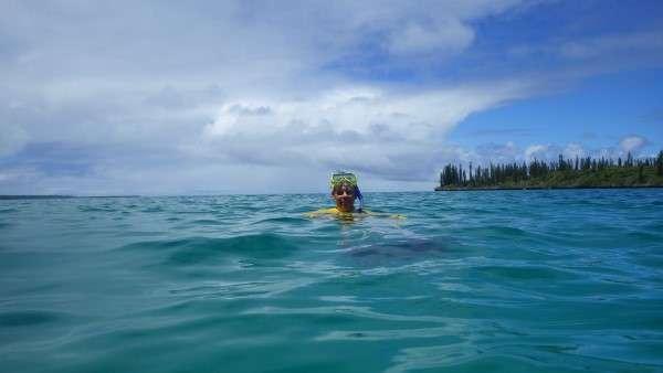Isle of Pines Snorkeling
