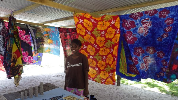 Local Vendor Vanuatu