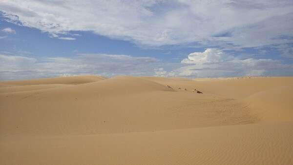 Mui Ne Vietnam White Dunes