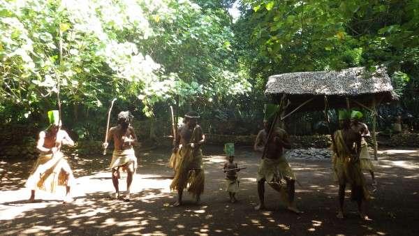 Native Dancers Vila Vanuatu