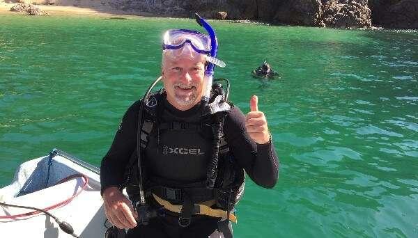 Scuba Diving Huatulco