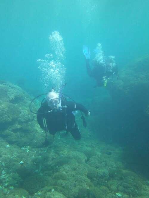Scuba Diving La Entrega Huatulco